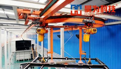 自行葫芦输送机